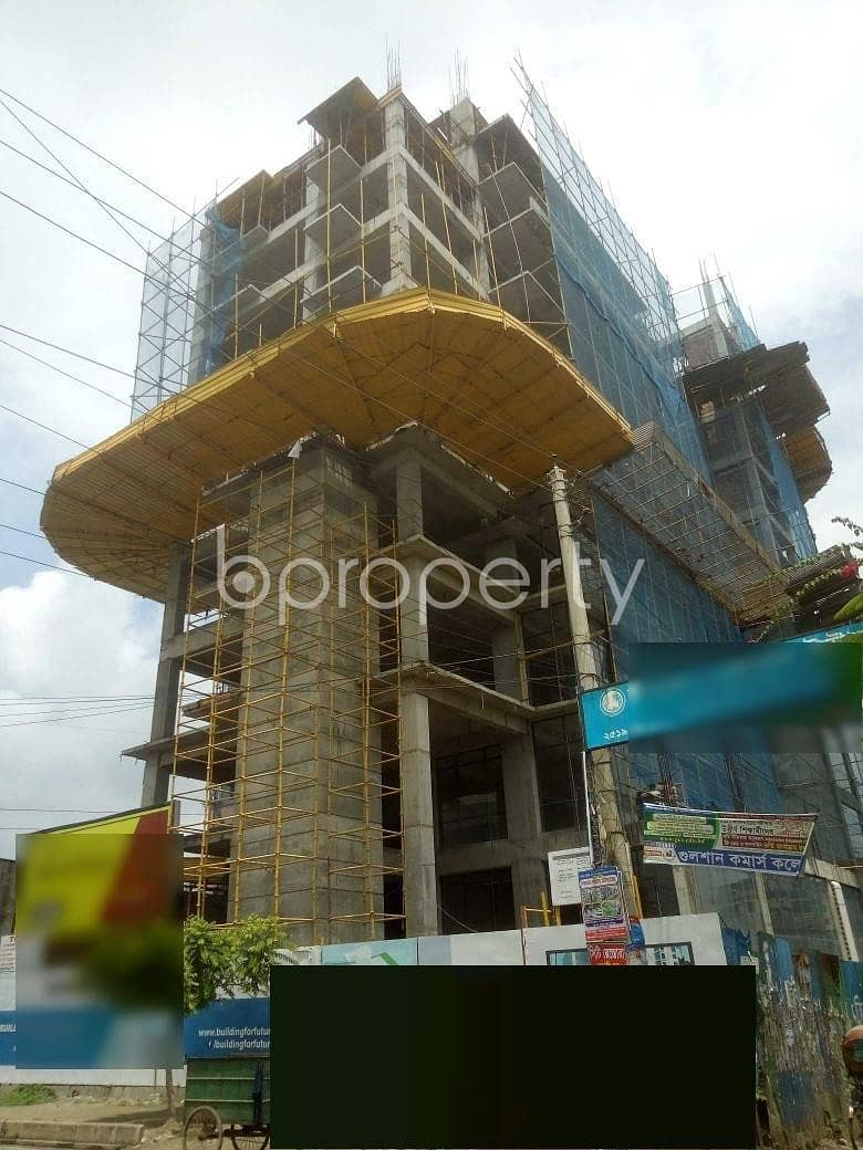 For Your Well-done Business An Office Of 4860 Sq Ft Is Ready For Sale In Natun Bazar