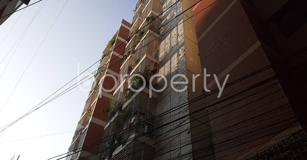 Tastefully Designed This 1200 Square Feet Apartment Is Now Vacant For Rent In Jamal Khan Close To Kusum Kumari City Corporation Girls' High School.