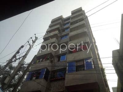 3 Bedroom Apartment for Rent in Badda, Dhaka - In The Location Of Badda, An Apartment Is Up For Rent