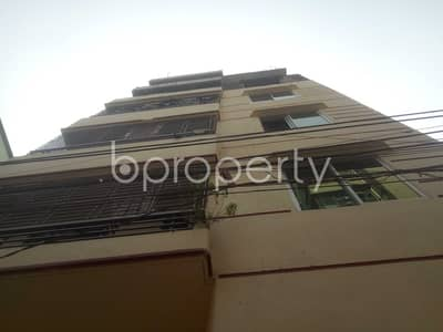 2 Bedroom Flat for Rent in Badda, Dhaka - Move In And Inhabit This Properly Constructed 700 Sq Ft Flat For Rent In East Vatara