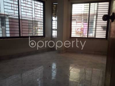 3 Bedroom Flat for Rent in Lalbagh, Dhaka - Grab This 1200 Sq Ft Beautiful Flat Is Vacant For Rent In Azimpur