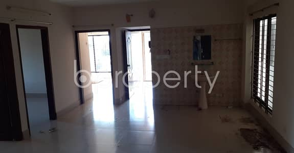3 Bedroom Apartment for Rent in Kalabagan, Dhaka - Nicely constructed 1400 SQ FT apartment is available to Rent in Kalabagan