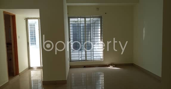 2 Bedroom Flat for Rent in 7 No. West Sholoshohor Ward, Chattogram - Nicely constructed 1020 SQ FT apartment is available to Rent in West Sholoshohor Ward