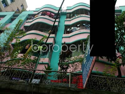 2 Bedroom Apartment for Rent in Gazipur Sadar Upazila, Gazipur - Choose Your Destination In A 550 Sq Ft Living Space For Rent In Auchpara.