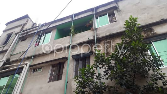 1 Bedroom Flat for Rent in Halishahar, Chattogram - Strongly Structured This 450 Square Feet Apartment Is Now Vacant For Rent In Newmuring R/A .