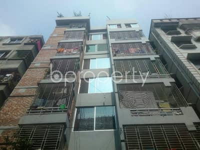 Office for Rent in Badda, Dhaka - A 720 Sq. ft Office For Rent In South Baridhara Residential Area