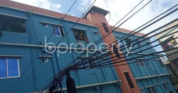 ভাড়ার জন্য BAYUT_ONLYএর ফ্ল্যাট - হালিশহর, চিটাগাং - Affordable And Cozy 1 Bedroom Flat Is Up For Rent In The Location Of CEPZ .