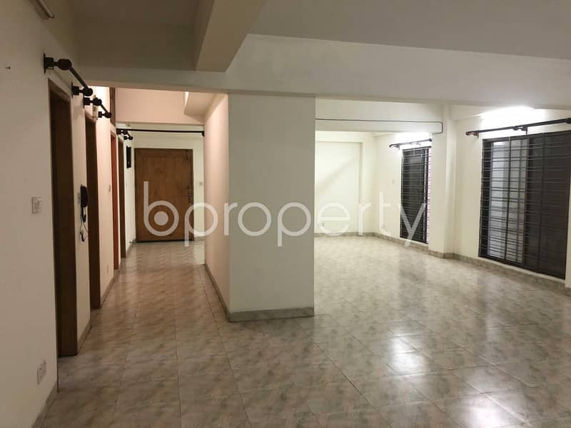 Get Comfortable In A 2200 Sq Ft Flat For Sale In Mirpur DOHS Nearby Baitul Aman Mosjid