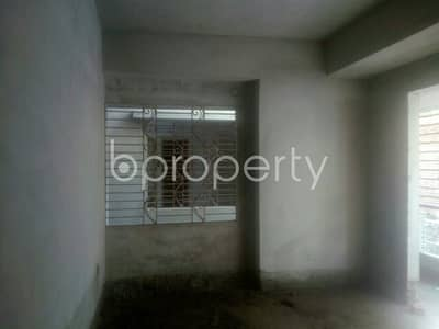 3 Bedroom Flat for Sale in 4 No Chandgaon Ward, Chattogram - Take A Look At This 1284 Sq Ft Flat Which Is Up For Sale In Chandgaon R/a