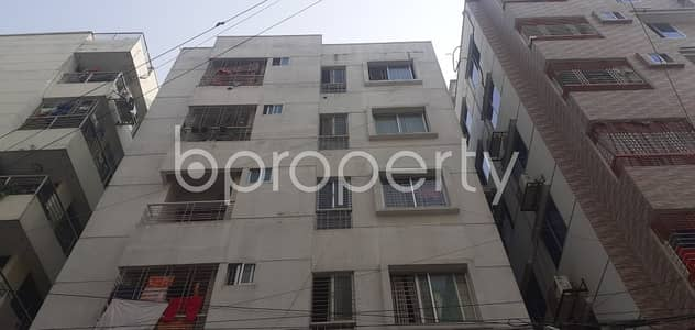 2 Bedroom Flat for Sale in Uttara, Dhaka - We Have A 990 Sq. ft Flat For Sale Nearby Uttara 12 No. Sector Park