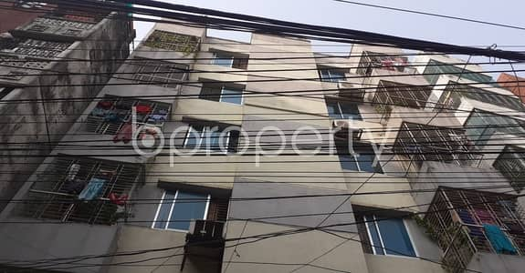 2 Bedroom Flat for Sale in Dhanmondi, Dhaka - Beautiful And Well-constructed 950 Sq Ft Flat Is Ready To Sale At West Dhanmondi