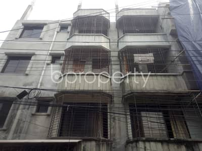2 Bedroom Flat for Rent in Badda, Dhaka - Reside Conveniently In This Well Constructed Flat For Rent In Nurer Chala, Near To Nurer Chala Bazar Masjid