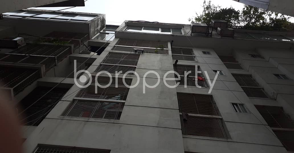 Graceful Flat Of 2100 Sq Ft Is Prepared For Sale In Dhanmondi