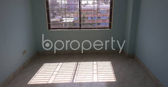 2 Bedroom Flat for Rent in Bakalia, Chattogram - Apartment Of 1250 Sq Ft For Rent In South Bakalia