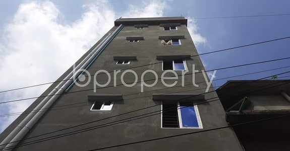 1 Bedroom Apartment for Rent in Bakalia, Chattogram - Looking for a beautiful flat to rent in 19 No. South Bakalia Ward, check this one which is 700 SQ FT