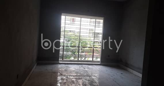 3 Bedroom Flat for Rent in Mohammadpur, Dhaka - Ready for move in check this 1154 sq. ft apartment for rent which is in Block B, Bochila
