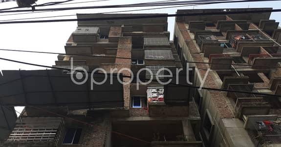 3 Bedroom Flat for Sale in Jatra Bari, Dhaka - Worthy 1075 SQ FT Residential Apartment is for sale at Jatra Bari, Dhaka