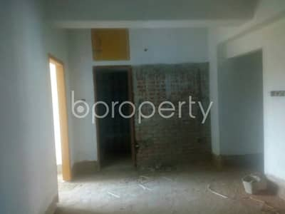 2 Bedroom Apartment for Sale in 4 No Chandgaon Ward, Chattogram - Worthy 968 SQ FT Residential Apartment is for sale at Road No 4, Chandgaon