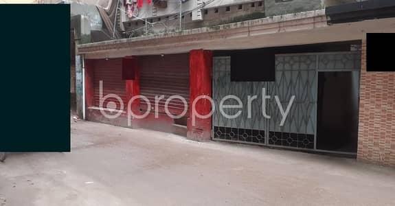 ভাড়ার জন্য এর দোকান - শান্তিনগর, ঢাকা - Commercial Shop Of 150 Sq Ft Is For Rent In Peer Saheber Goli, Shantinagar