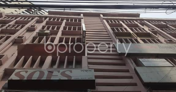 Office for Rent in Shantinagar, Dhaka - A Reasonable 600 Square Feet Commercial Office For Rent In The Location Of Shantinagar Road