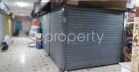 Shop for Sale in New Market, Dhaka - At New Market, 135 Sq Ft Well Fitted Shop Is ready for sale