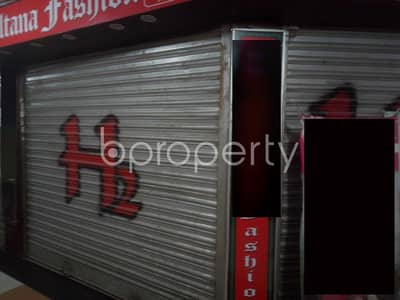 বিক্রয়ের জন্য এর দোকান - সুত্রাপুর, ঢাকা - At Wari, 328 Sq Ft Well Fitted Shop Is ready for sale