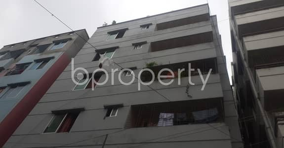 2 Bedroom Apartment for Rent in Uttara, Dhaka - In The Location Of Uttara 12, An Excellent Flat Of 900 Sq Ft Is Waiting For Rent
