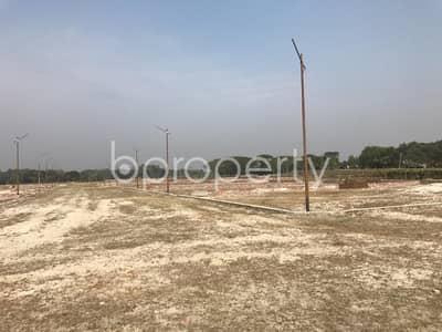 Plot for Sale in Narayanganj, Narayanganj City - 3 Katha Plot is now available for sale in Narayanganj, Rupganj, Bproperty Village