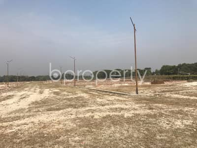 Plot for Sale in Narayanganj, Narayanganj City - 3 Katha Plot is available for sale in Bproperty Village, Rupganj