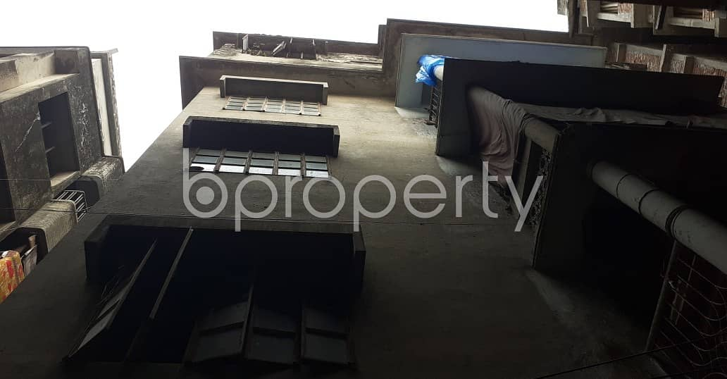 Take a Look at This 128 Sq Ft shop to Rent in Siddique Bazar, Bangshal