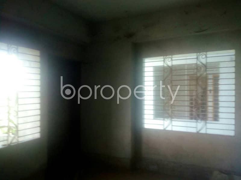সুপরিকল্পিত চান্দগাঁও আবাসিক এলাকা, ব্লক বি  সংলগ্ন ১৩৪৭ বর্গফুটের একটি আবাসিক অ্যাপার্টমেন্ট বিক্রয় করা হবে