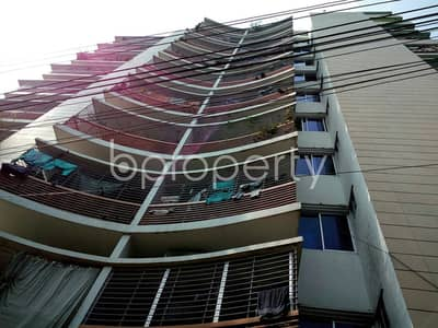 3 Bedroom Flat for Rent in Gazipur Sadar Upazila, Gazipur - This 1020 sq. ft flat will ensure your good quality of living in Tongi