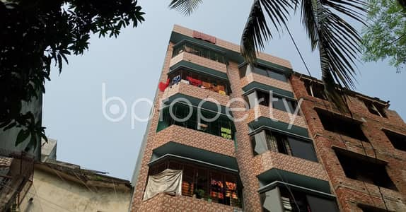 2 Bedroom Apartment for Rent in Mirpur, Dhaka - This 700 sq. ft flat will ensure your good quality of living in Mirpur 11