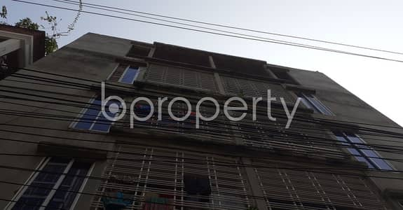 2 Bedroom Apartment for Rent in Mirpur, Dhaka - This 800 sq. ft flat will ensure your good quality of living in Pallabi