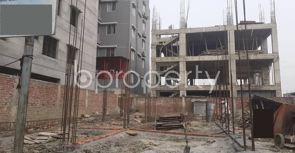3 Bedroom Flat for Sale in Bashundhara R-A, Dhaka - 3 Bedroom Living Space Is For Sale In Bashundhara R-a