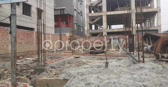 3 Bedroom Apartment for Sale in Bashundhara R-A, Dhaka - 1443 Sq Ft And 3 Bedroom Living Space Is For Sale In Bashundhara R-a