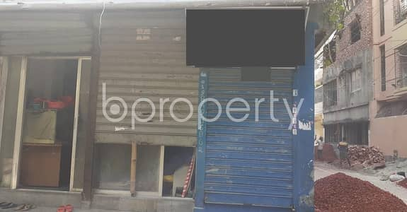 Shop for Sale in Mohammadpur, Dhaka - 135 Sq Ft shop Is Available for sale in Mohammadpur