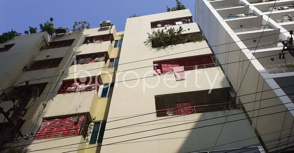 3 Bedroom Flat for Rent in Kalabagan, Dhaka - In The Fine Location Of Kalabagan A 1400 Sq Ft Apartment Is All Set For Rent