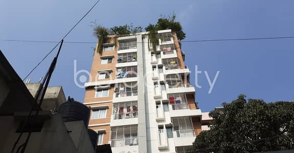 3 Bedroom Flat for Rent in Kathalbagan, Dhaka - Well-featured 1200 Sq Ft Residential Apartment Is Ready For Rent At Kathalbagan