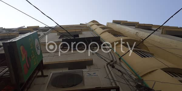 2 Bedroom Flat for Rent in Ibrahimpur, Dhaka - Take This Living Space Up For Rent In Momin Road, Ibrahimpur.