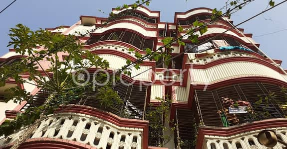 2 Bedroom Flat for Rent in Savar, Dhaka - Affordable And Cozy 2 Bedroom Flat Is Up For Rent In The Location Of Binod Baid Residential Area