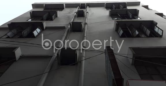 2 Bedroom Flat for Rent in Savar, Dhaka - Tastefully Designed This 2 Bedroom Medium Size Apartment Is Now Vacant For Rent In Binod Baid Residential Area