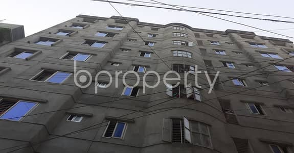 2 Bedroom Apartment for Rent in Hazaribag, Dhaka - Your Desired Large 2 Bedroom Home In Rayer Bazaar Close To Darul Kwarar Jame Masjid Is Now Vacant For Rent