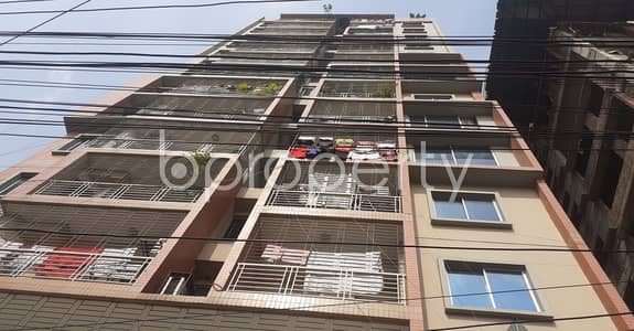 3 Bedroom Flat for Rent in Shyamoli, Dhaka - This 1625 Sq. Ft Large Flat In Ring Road, Shyamoli With A Convenient Price Is Up For Rent