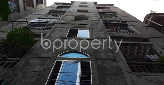 2 Bedroom Apartment for Rent in Savar, Dhaka - Tastefully Designed this 900 SQ FT flat is now vacant for rent in Savar, Block B