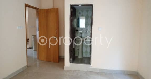 3 Bedroom Apartment for Rent in 7 No. West Sholoshohor Ward, Chattogram - Well Built Apartment Of 1280 Sq Ft Is Vacant For Rent At West Sholoshohor