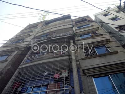 3 Bedroom Apartment for Rent in Badda, Dhaka - Plan To Move In This 1100 Sq Ft Flat Which Is Up To Rent In Jagannathpur