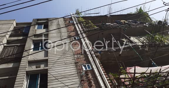 2 Bedroom Flat for Sale in Jatra Bari, Dhaka - In The Fine Location Of Jatra Bari A 800 Sq Ft Apartment Is All Set For Sale