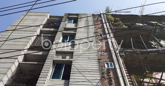 2 Bedroom Flat for Sale in Jatra Bari, Dhaka - Take A Look At This 700 Sq Ft Flat Which Is Up For Sale In Dhalpur, Jatra Bari