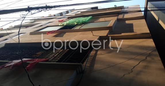 2 Bedroom Flat for Rent in Cantonment, Dhaka - Ready for move in check this 800 sq. ft flat for rent which is in Cantonment